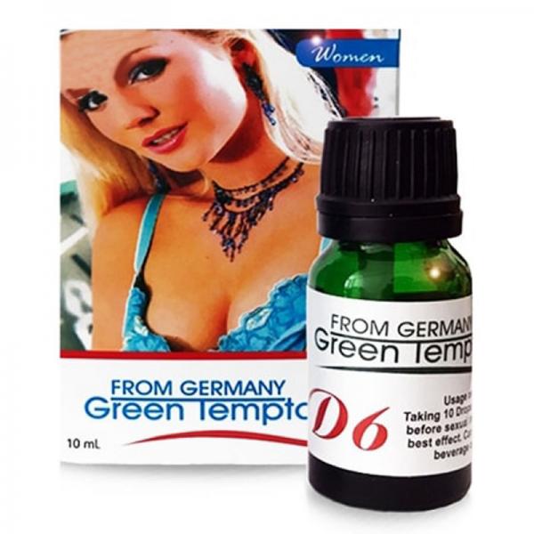 Green Temptation D6 Damla